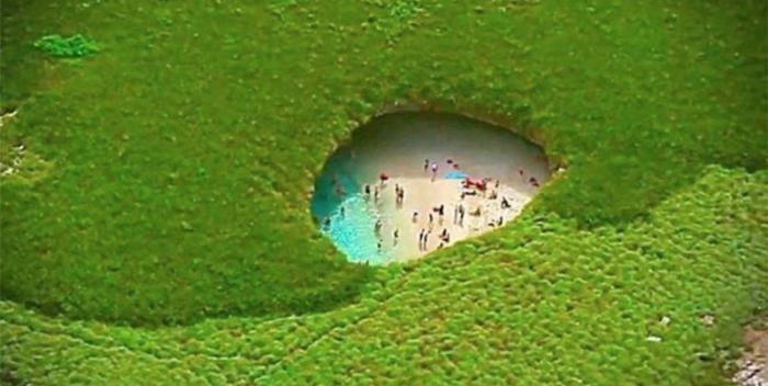 Hidden Beach: la spiaggia nascosta più bella del mondo!