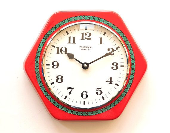 1000+ Ideas About Vintage Wall Clocks On Pinterest