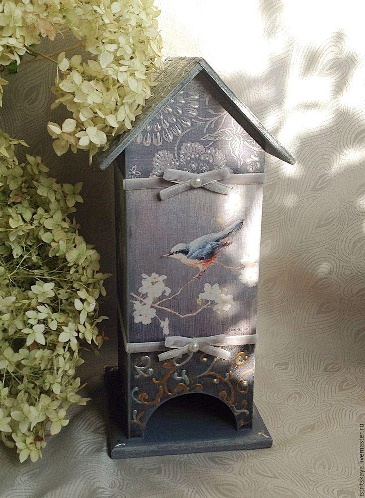Купить Чайный домик Умиротворение - чайный домик, чайный домик для кухни, чайный короб, чайный