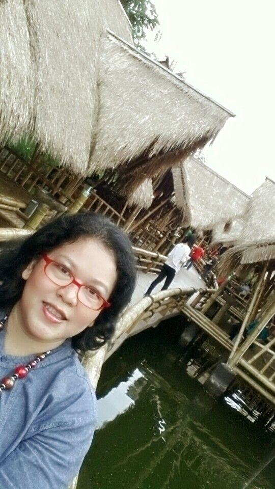 Gubug the traditional lndonesia house