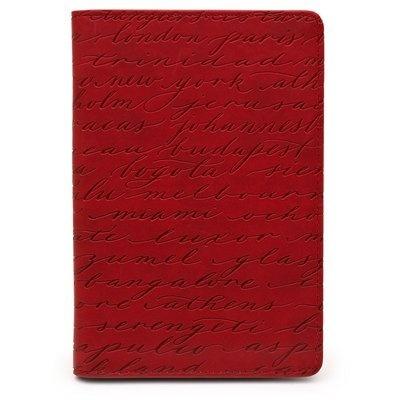 Étui Verso style livre – rouge pour Kobo touch