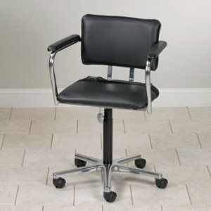 CLINTON WHIRLPOOL ACCESSORIES Low size chair with casters Item# 2185 by Clinton. $425.00. Treat lower extremities easily and comfortably with the Clinton 2185 Low-Size Adjustable Height Whirlpool Chair. Featuring a height range of 22.5 to 29 inches and an easy close fit base design, the Clinton 2185 allows a close fit to the end of the whirlpool bath and can be adjusted to fit over the rim of the whirlpool, where the height can be locked in place. Other feature...