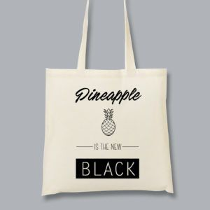 cabas_pineapple-2 Tote bag