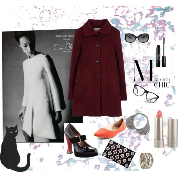 """Chic"" by naughtystylishsoul on Polyvore"