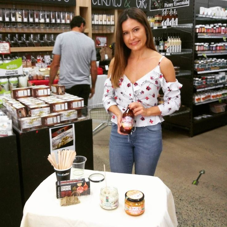 Feeding our gut bug friends the tasty way with Peace Love and Vegetable sampling today   Kefir kraut and cashew cheese all available in-store   #guthealth #organic #healthy #vegetarian #vegan #plantbased #natural http://ift.tt/2gAXfq6