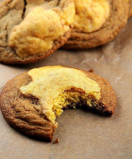 Pumpkin Gingerdoodles  http://www.culinaryconcoctionsbypeabody.com/2012/11/23/pumpkin-gingerdoodles/#