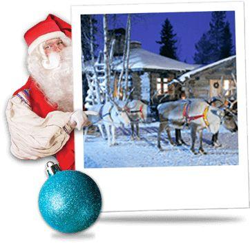 Short Lapland Breaks| 4 Day Lapland Breaks & Trips - Santa's Lapland