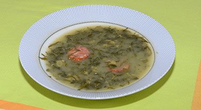 Caldo Verde - http://www.receitaspraticas.net/caldo-verde/