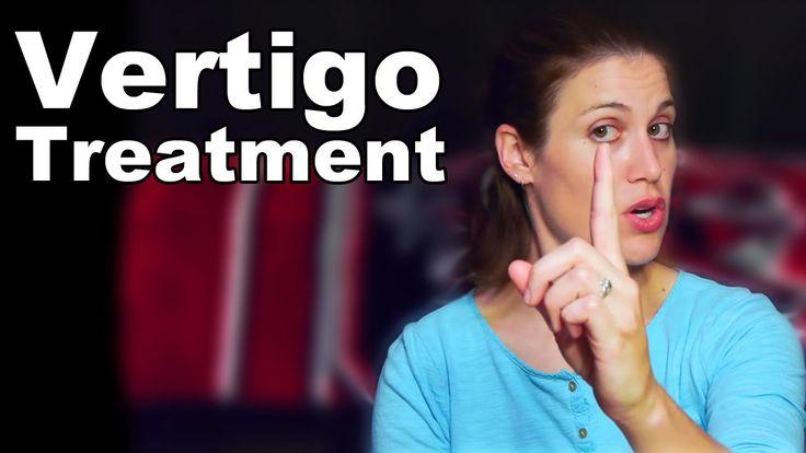 Vertigo Treatment with Simple Exercises (BPPV) - Ask Doctor Jo