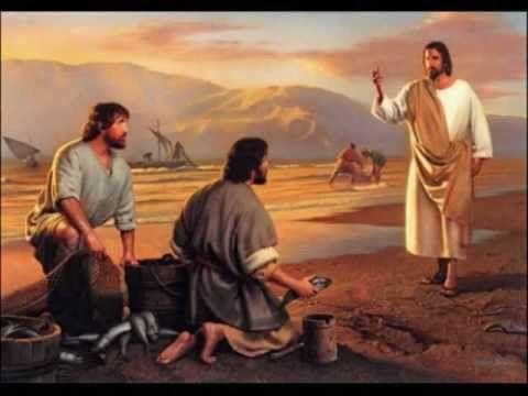 BÁRKA: PÁN ZASTAVIL SA NA BREHU / LORD YOU HAVE COME TO THE SEASHORE