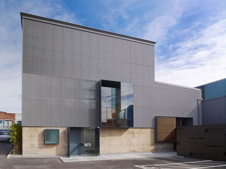 Commercial Construction Case Studies - Commercial Buildings with Metal - Success Stories