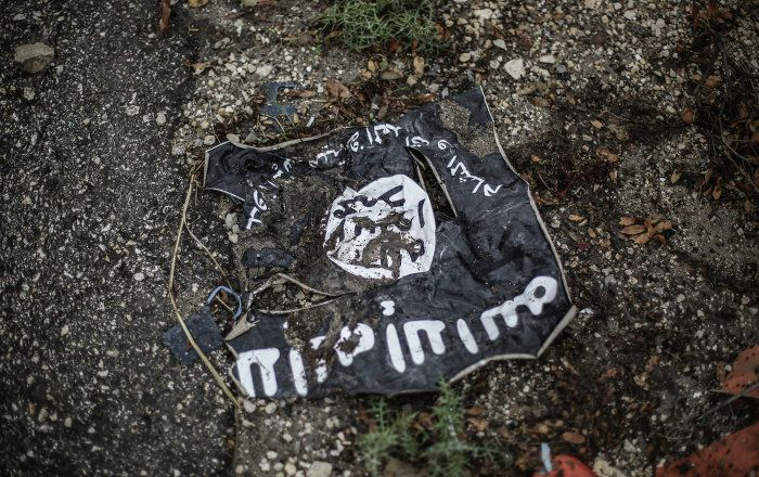"""As Daesh militants lose ground in their self-proclaimed """"caliphate,"""" the extremists are making it hard for residents to reclaim peace, by planting explosives and homemade bombs that have already killed hundreds."""
