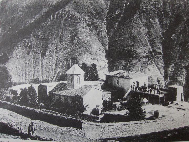 Gümüşhane-İmera Manastırı