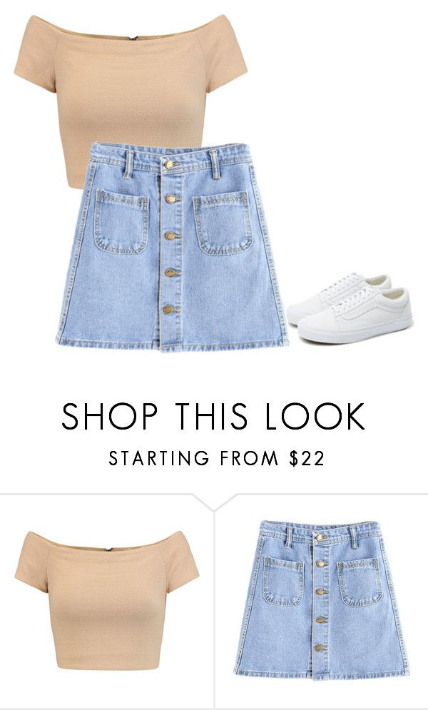 """""""V's gf"""" by ifrancesconi on Polyvore featuring Alice + Olivia and Vans"""