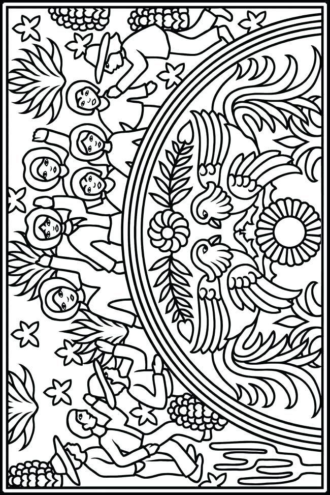 Folk Art Coloring Pages Folk Art Coloring Pages Free Coloring Kids Coloring Pages Free Mexican Folk Art Colo Dover Coloring Pages Coloring Pages Coloring Books