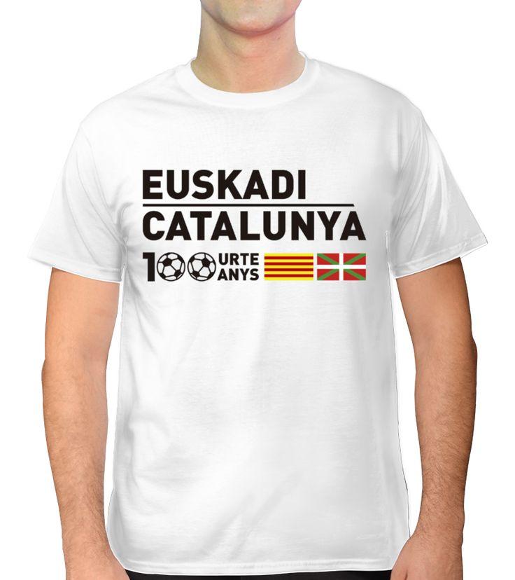 100 anys després del primer enfrontament entre la selecció del País Basc i Catalunya s'ha decidit disputar un partit reivindicatiu entre ambdues seleccions en tres disciplines diferents: futbol sala, futbol femení i futbol masculí.Aquest últim matx es disputarà el diumenge 28 de desembre a les 20.30h al nou estadi de San Mamés, amb capacitat per 50.000 espectadors.