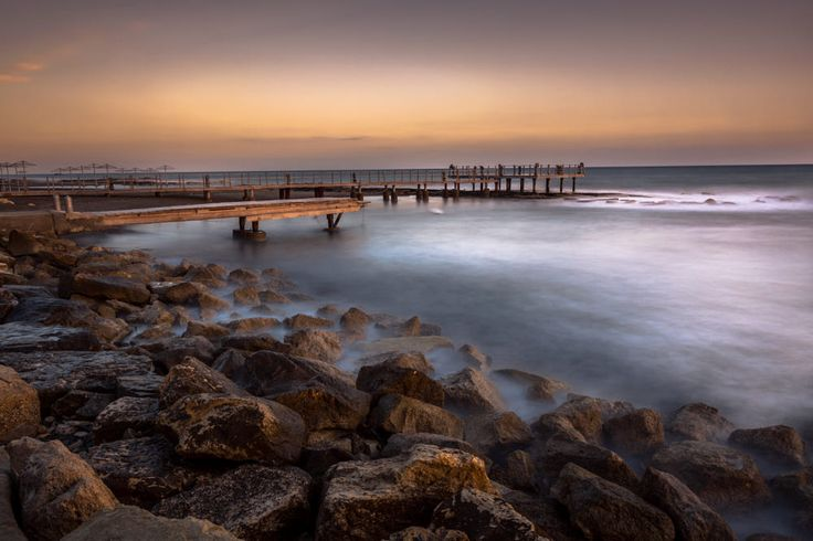 Le Meridien pier by Alexandros Constantinides on 500px