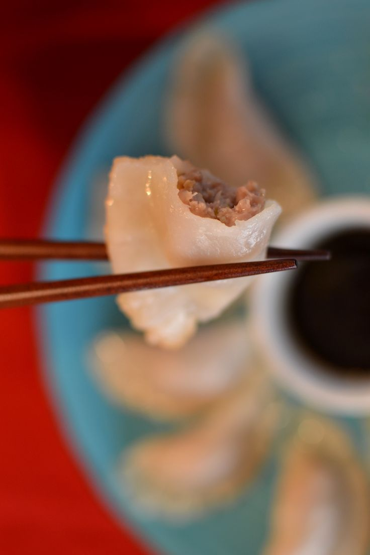 Gluten Free Jiaozi (Chinese dumplings) For the filling (or if other flour recipes don't work)