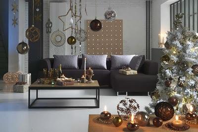 Decoraci n de salas con adornos navide os arreglo - Decoration noel exterieur a fabriquer ...
