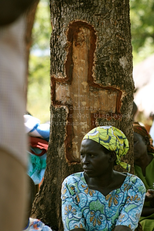 God, in South Sudan