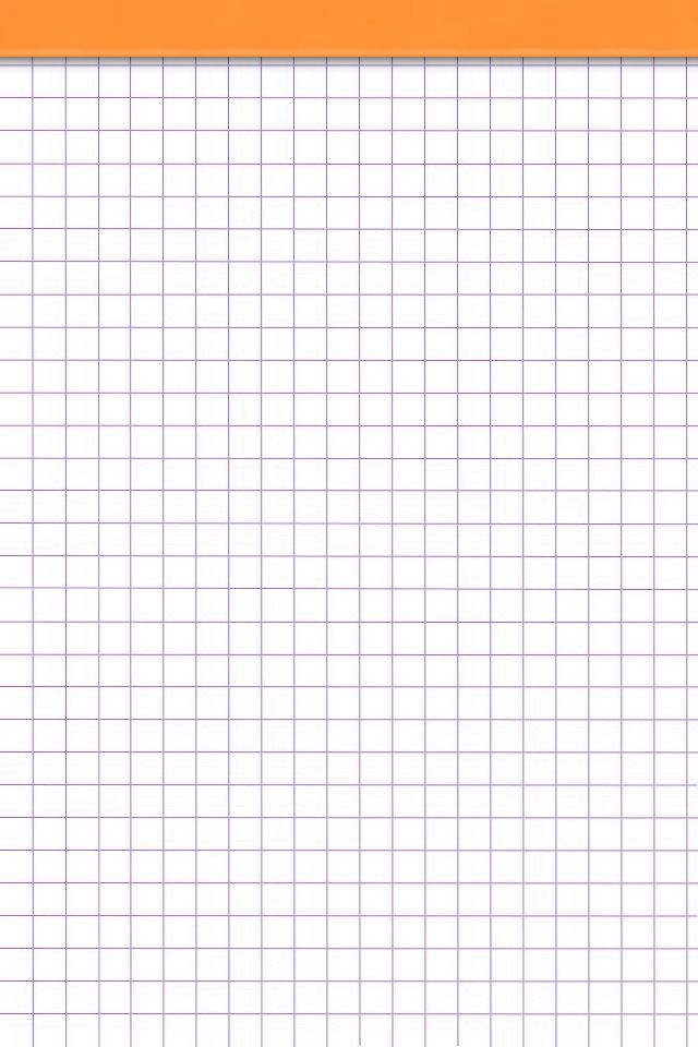 free rhodia note paper  iphone wallpaper  printable