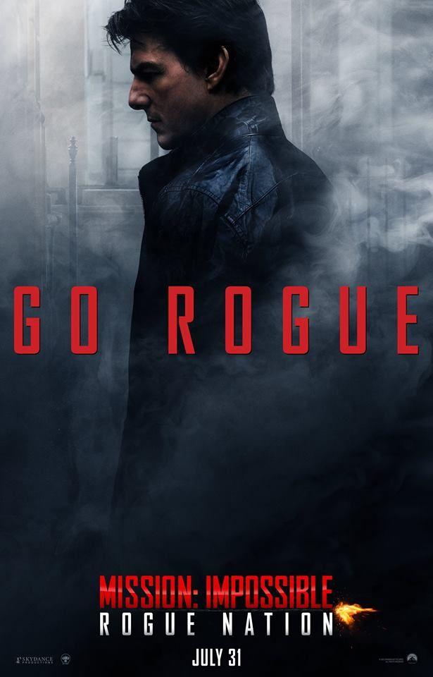 Nouveau trailer pour Mission Impossible 5 : Rogue Nation