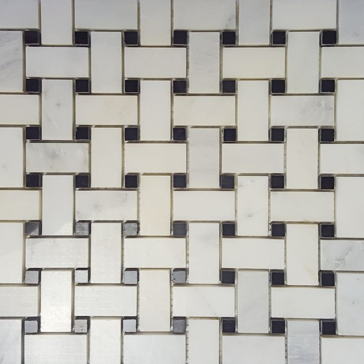 vintage marble basketweave tile 30 best asian carrara marble collection images on pinterest