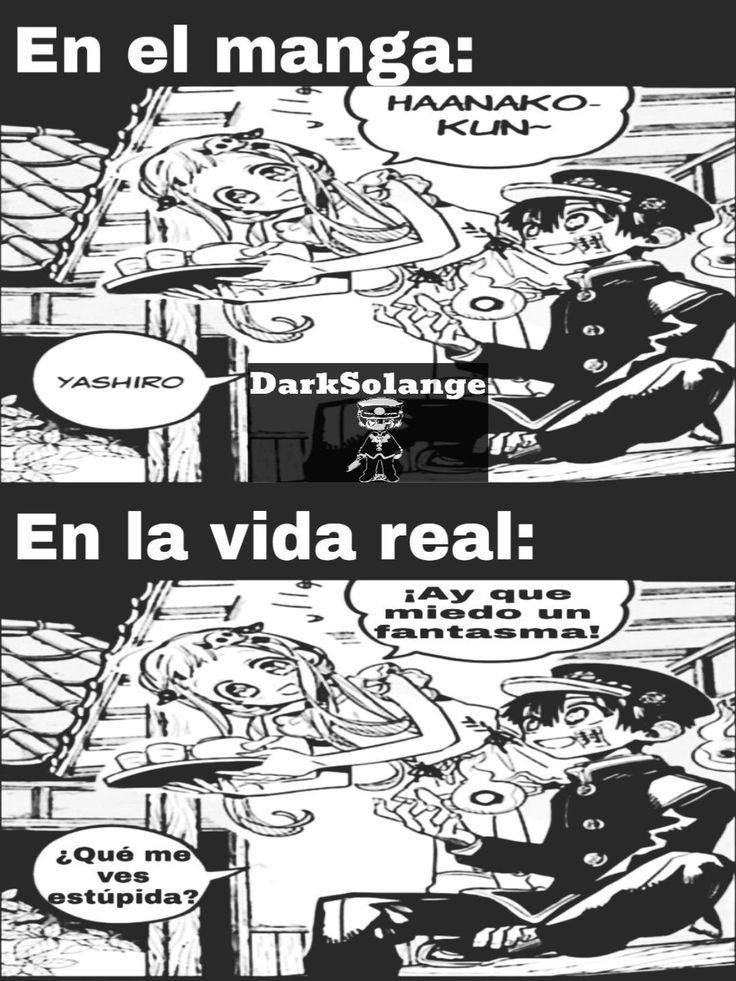 """Jibaku Shounen Memes 👻 🔪 Parte """"edición manga """" en 2020"""