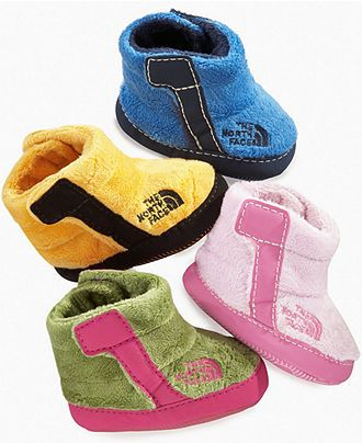 The North Face Kids Boots, Baby Boys and Baby Girls Fleece Booties - Kids Kids' Shoes - Macy's