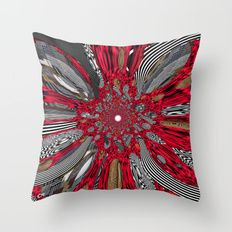 Sendala #15 Throw Pillow