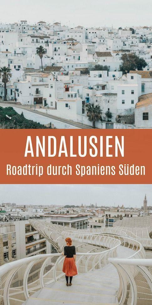 Andalucía Roadtrip – Aspectos destacados y consejos para la imitación