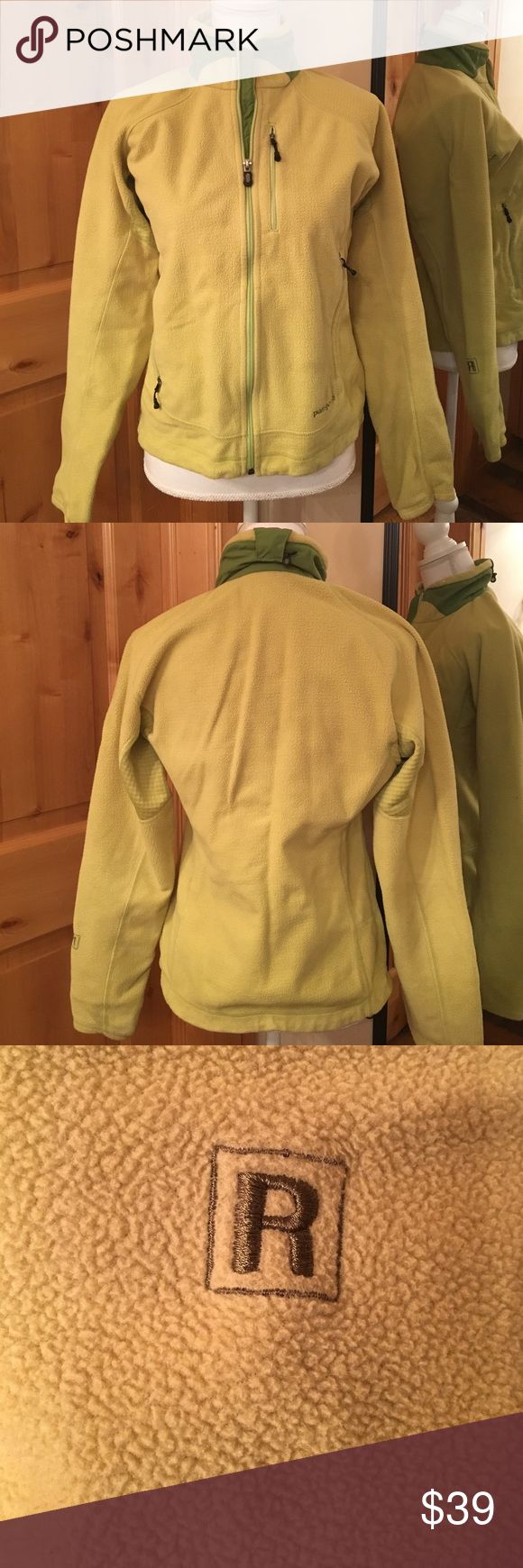 Patagonia Fleece. Size M.  GUC. Patagonia Fleece. Size M.  GUC.  Pairs nicely with the same colored shell/jacket that I also have listed. If you buy the Shell I will give you this Fleece for $20. Patagonia Jackets & Coats