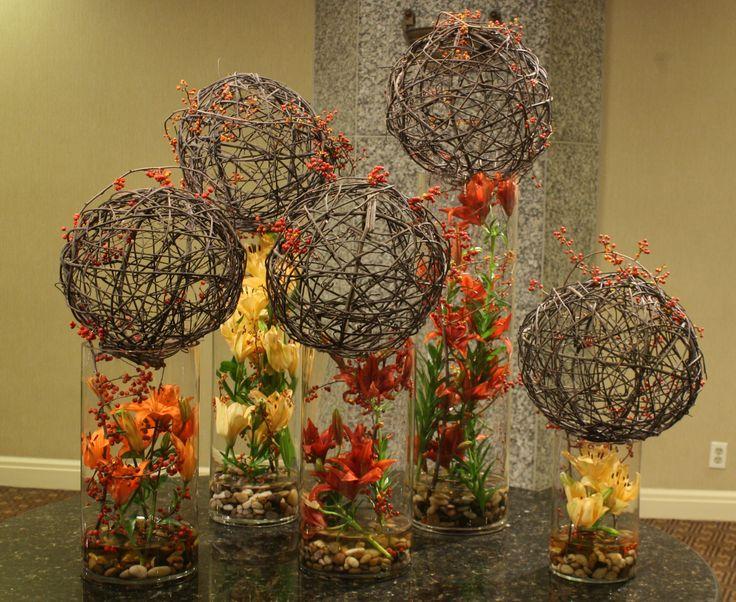 Autumn Lilies Tom Kenison AIFD