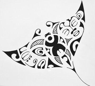 Etude Symbole de la tortue Tattoo by Lompré - Tatouage Tortue Maorie Signification