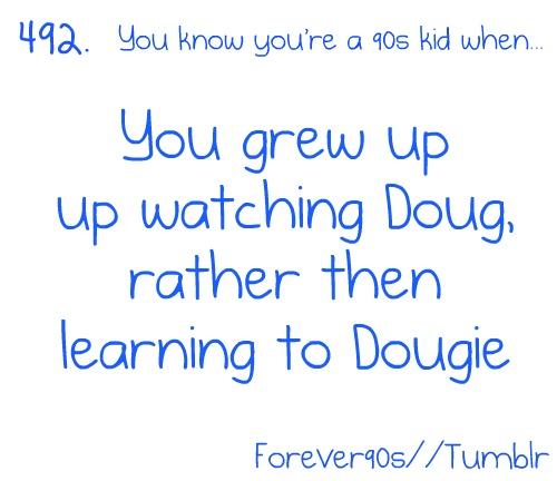 Who's Dougie?!