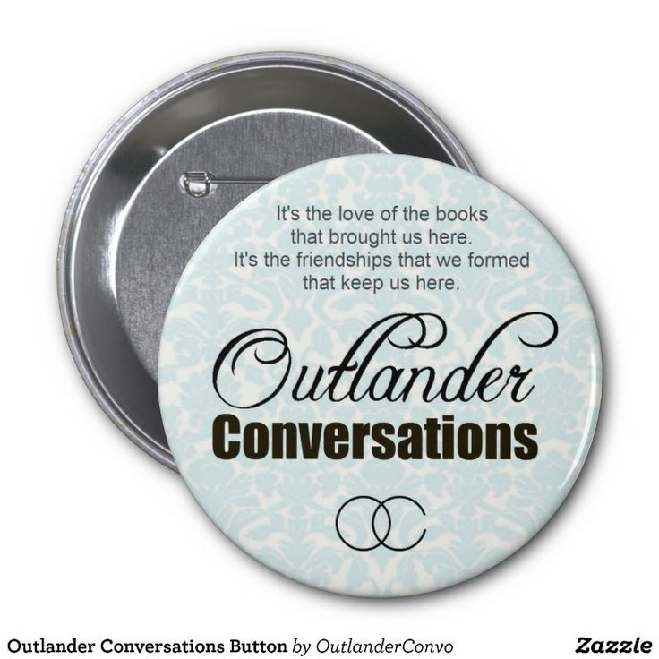 17 best our products images on pinterest oc outlander and beverage outlander conversations button fandeluxe Gallery