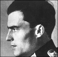 Claus Schenk Graf von Stauffenberg (15 November 1907 – 21 July 1944), was a German army officer and member of the traditional German nobility who was one of the leading members of the failed 20 July plot of 1944 to assassinate Adolf Hitler and remove the Nazi Party from power.