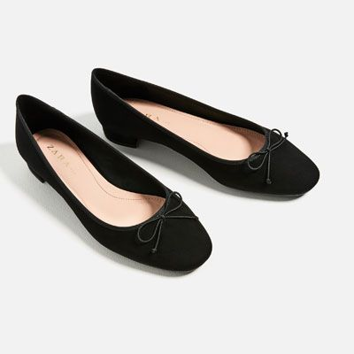 HEELED BALLERINAS-View all-SHOES-WOMAN | ZARA United States