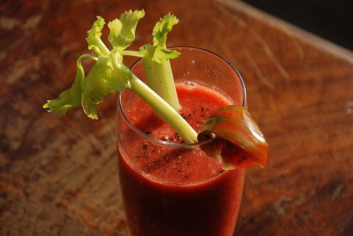 The Bloody Mary is a legendary cocktail, acceptable on breakfast tables and brunch buffets around the world, but also welcome at the bar as afternoon lingers into evening. We