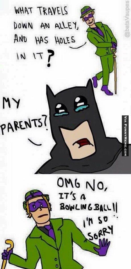 Funny memes To Soon Batman...
