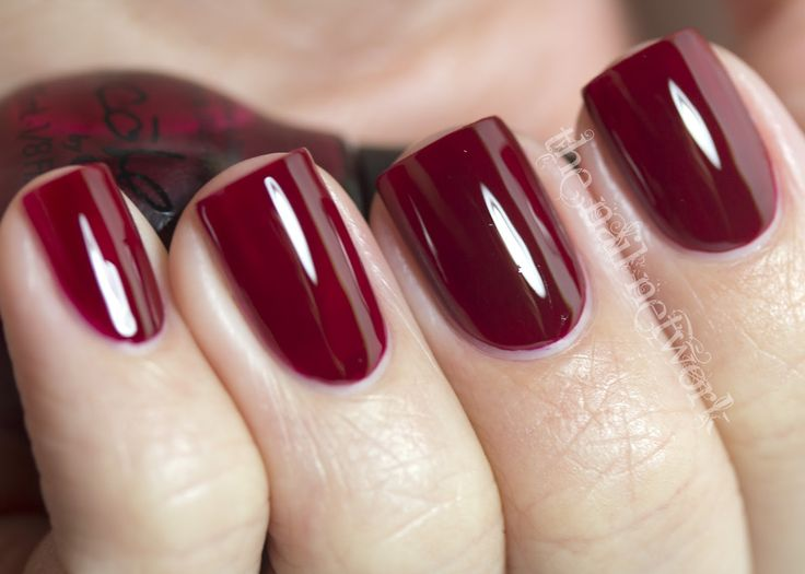 The Nail Network: Nicole by OPI Sealed With a Kris