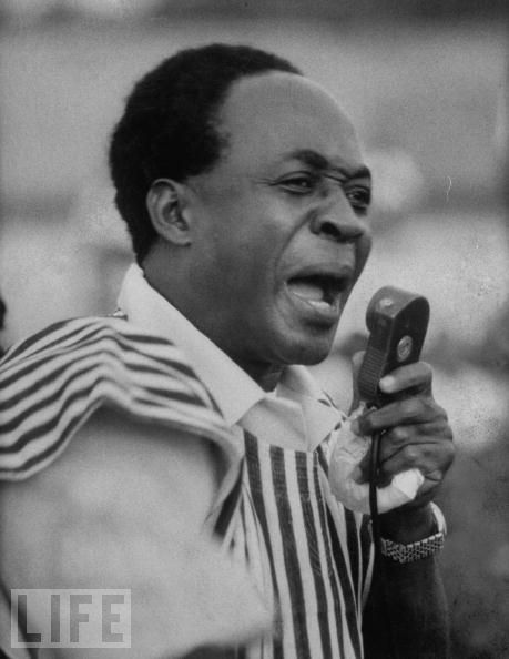 """""""We face neither East nor West; We face forward."""" -Kwame Nkrumah"""