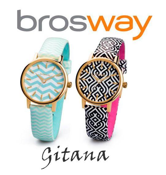 Colección Gitana #reloj #brosway #gitana