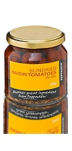 Peppadew® Sundried Raisin Tomatoes    Description    For snacks that satisfy, dinners that delight and desserts with a difference, Peppadew® Sundried Raisin Tomatoes are perfect to pep up your favourites