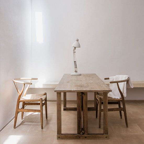 THE POETRY OF MONASTIC DINING ROOMS