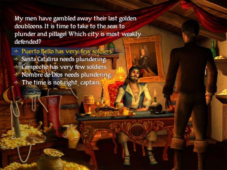 sid meier's pirates pirate haven | More Sid Meier's Pirates scrennshots