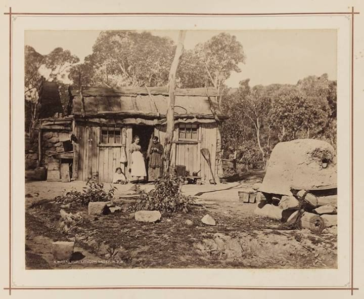 Lithgow home 1870's