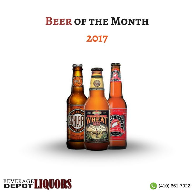 The Beverage Depot Liquors is the most popular beer of the month club in the world! Today Call @ (410) 661-7922 https://goo.gl/BHTGTg