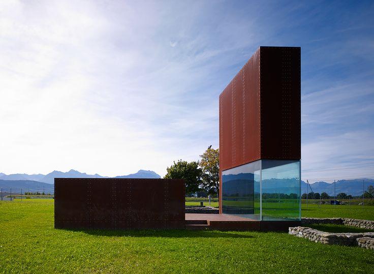 Marte.Marte Architekten - Römervilla, Feldkirch