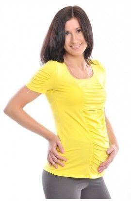 """Bluza """"Sima"""" pentru gravide şi alăptare"""